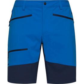 Haglöfs Rugged Flex Pantalones cortos Hombre, storm blue/tarn blue